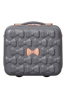 ted-baker-beau-vanity-suitcase-grey