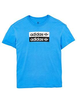 adidas-originals-youth-ryv-t-shirt-blue