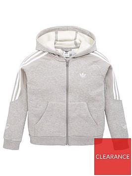 adidas-originals-youth-outline-hoodie-greywhite