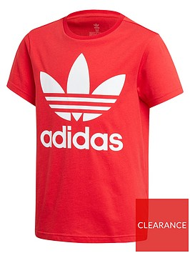 adidas-originals-youth-trefoil-short-sleeves-t-shirt-redwhite