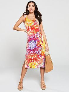 v-by-very-floral-printed-jersey-midi-vest-dress-multi