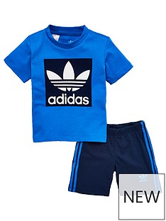adidas-originals-infant-shorts-amp-t-shirt-set-bluenavy