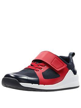 clarks-orbit-race-shoe-red