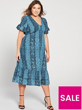 junarose-curve-midi-dress-blue