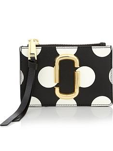 marc-jacobs-snapshot-top-zip-polka-dot-pursenbsp--blackwhite