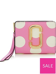 marc-jacobs-mini-compact-snapshot-polka-dot-walletnbsp--pink