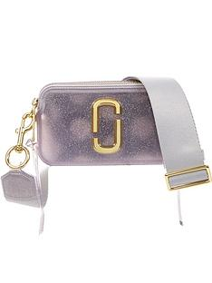 marc-jacobs-snapshot-jelly-glitter-cross-body-bag-silver