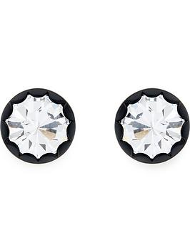 marc-jacobs-scalloped-stud-earrings-black