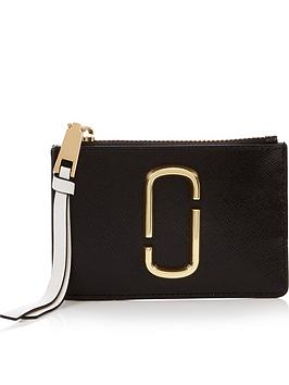 marc-jacobs-snapshot-top-zip-multi-purse-black