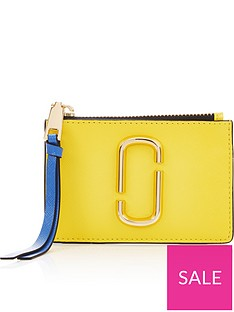 marc-jacobs-snapshot-top-zip-multi-purse-yellow