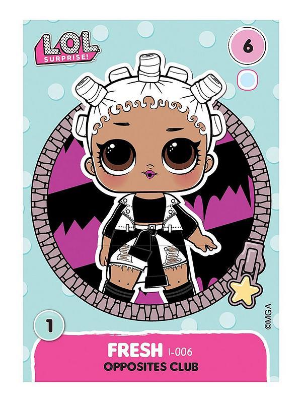 Sticker Nº 106 PANINI-l.o.l surprise!