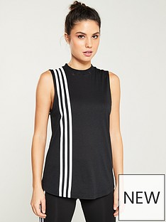 adidas-must-haves-3-stripe-tank-blacknbsp
