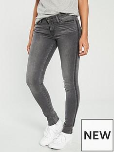 Levi s 710 Innovation Super Skinny Jean - Grey 45a6e9035ea5d