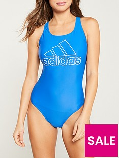 adidas-fit-logo-swimsuit-bluenbsp