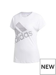 ab672ec0 Adidas | T-shirts | Womens sports clothing | Sports & leisure | www ...