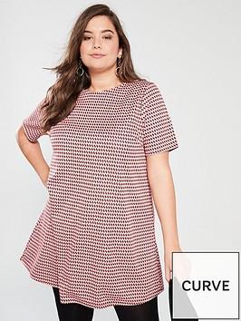 v-by-very-curve-geo-jacquard-tunic-dress-geo