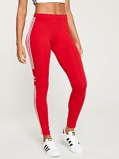 adidas-originals-trefoil-tight-rednbsp