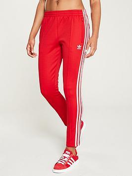 adidas-originals-3-stripe-track-pant-rednbsp