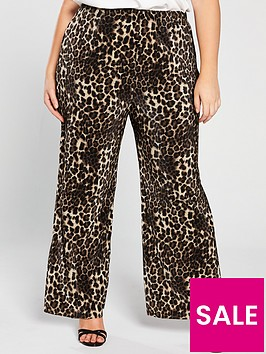 v-by-very-curve-plisse-trouser-animal-print