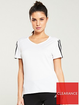 adidas-run-3-stripe-tee-whitenbsp