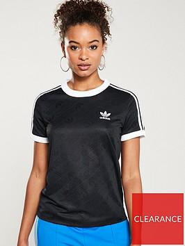 adidas-originals-3-stripe-tee-black
