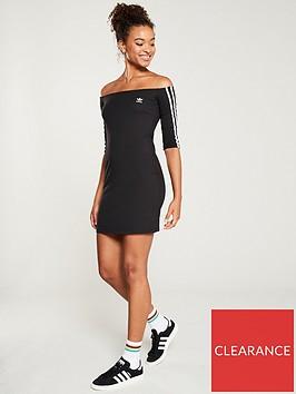adidas-originals-shoulder-dress-blacknbsp