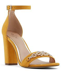 call-it-spring-vegan-waterbies-heeled-sandals-yellow