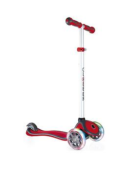 globber-primo-plus-lights-scooter-red