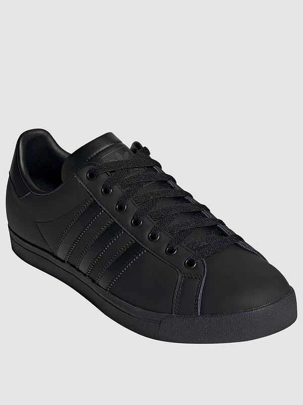 despreciar Clancy internacional  adidas Originals Coast Star - Black | very.co.uk