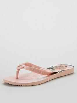 ted-baker-beaula-flip-flops-pink