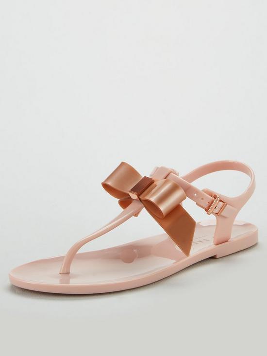 1070c573631e Ted Baker Teiya Flip Flops - Pink