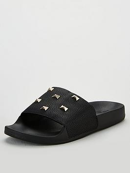 ted-baker-sydeni-slides-black
