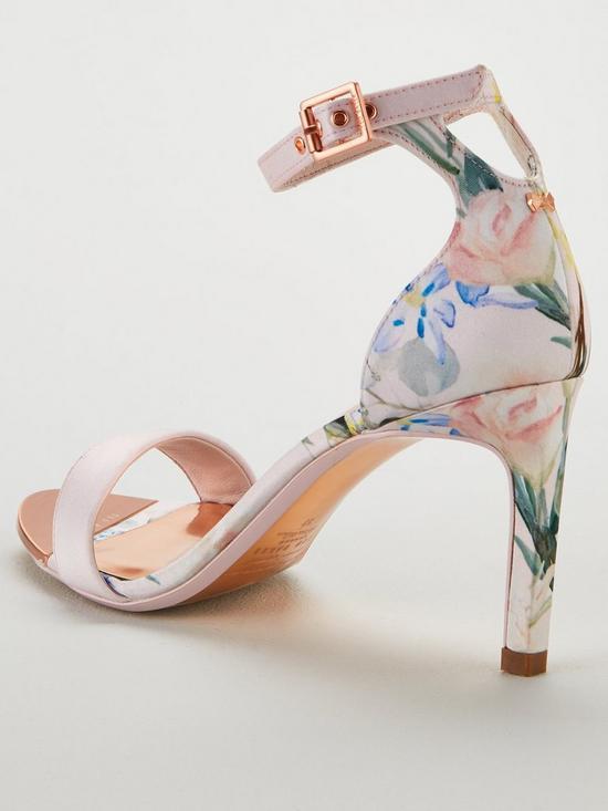 c2e3ef25bd5 Ulaniip Heeled Sandals - Pink