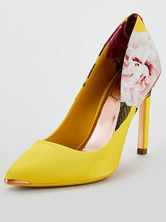 aa1a0dd37b6a2f Ted Baker Melnip Court Shoes - Yellow