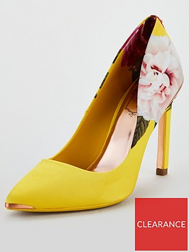 ted-baker-melnip-court-shoes-yellow