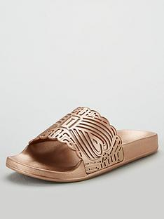 e06972713bc77 Ted Baker Missley Slides - Rose Gold