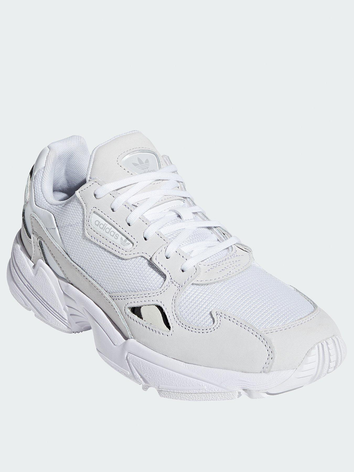 adidas Originals Falcon - White   very