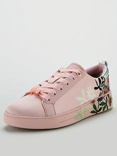 ted-baker-rialy-trainers-pink