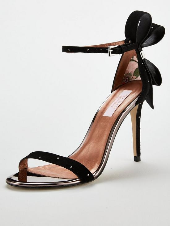 346ae4c14 Ted Baker Zandala Heeled Sandals - Black