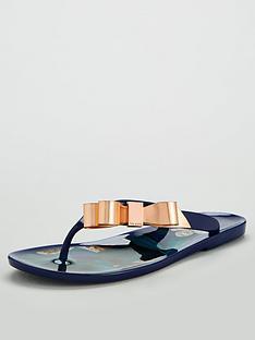 ted-baker-suszienbspflip-flops-navy