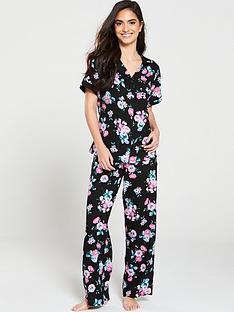 a4cc4befe6bf8 Women's Pyjamas | Women's Pyjama Sets | Very.co.uk