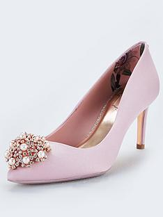 f7bb030e8536 Ted Baker Dahrlin Court Shoes - Pink