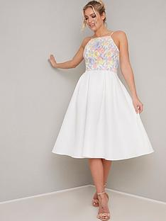 chi-chi-london-memi-embroiderednbsptop-midi-dress-white
