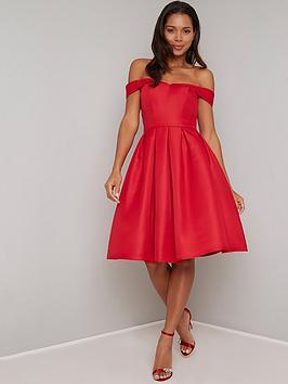 chi-chi-london-jade-bardot-prom-dress-red