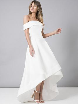 chi-chi-london-bridal-meryl-bardot-dip-hem-midi-dress--nbspwhite