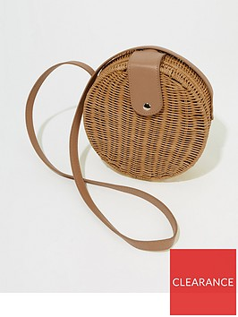 warehouse-circle-raffia-crossbody