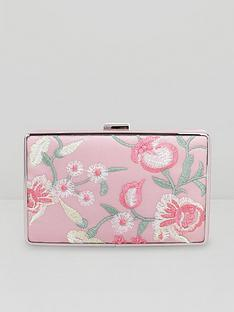 chi-chi-london-cina-floral-embroidered-clutch-bag-pink