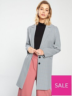 miss-selfridge-check-topper-coat-blue