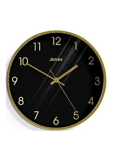 jones-clocks-dollar-gold-and-black-dial-wall-clock