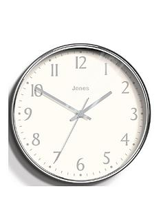 jones-clocks-penny-chrome-wall-clock